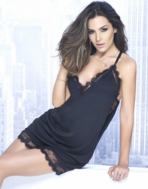Sweet Dreams Chemise & Thong Set