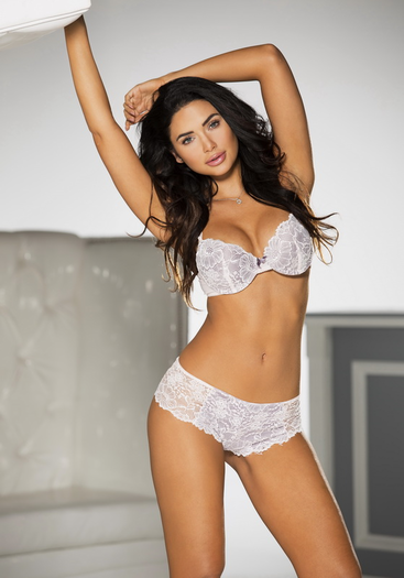 Sweet Surrender Push Up Lace Bra