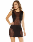 Swerve Star Shape Mini Dress