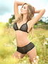 Tainted Love Bra & Panty Set