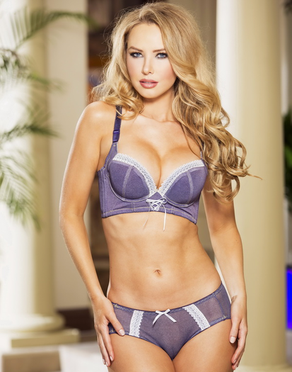 Take Me Away Push-Up Bra & Panty Set