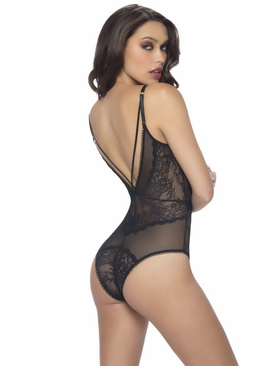 Take The Plunge Sheer Teddy
