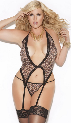 The Bella Collection Plus Size Sexy Set