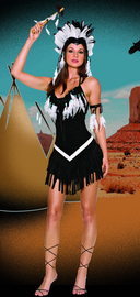Tribal Princess Costume