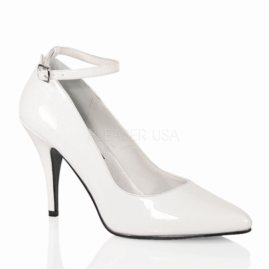 Patent Leather Thin Ankle Classic Pump