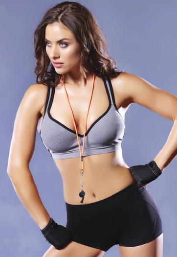 Work It Sexy Sports Bra