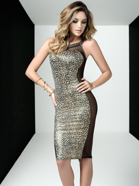 Your Last Dance Bodycon Dress