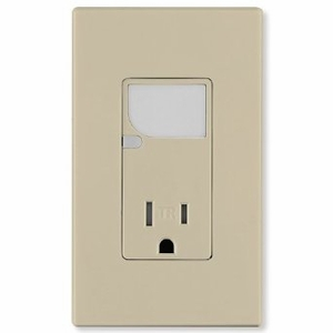 Decor Led Nightlight And Ac Outlet
