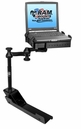 No-Drill� Laptop Mount for the Dodge RAM 1500, 2500 & 3500
