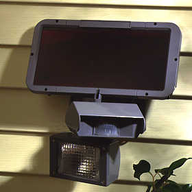 Solar Powered Outdoor Motion Activated Security Lights
