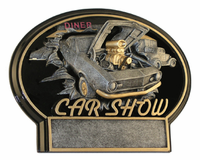 Car Show - Burst-Thru Series Trophies