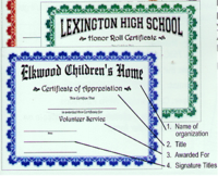 award certificates printable certificates certificate awards
