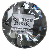 Diamante Crystals Paperweight - 3 Sizes