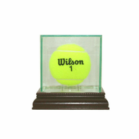 Glass Tennis Display Case