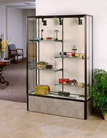 Monarch Series Trophy Case