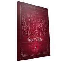 Alabama Crimson Tide Photos & Wall Art