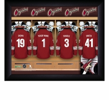 Arizona Coyotes Personalized Gifts