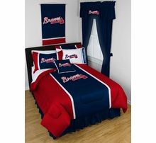 Atlanta Braves Bed & Bath