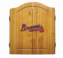 Atlanta Braves Game Room & Fan Cave