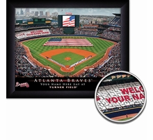 Atlanta Braves Personalized Gifts