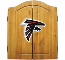 Atlanta Falcons Game Room & Fan Cave