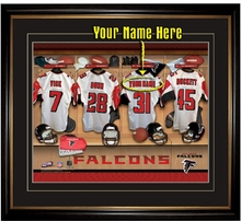 Atlanta Falcons Personalized Gifts