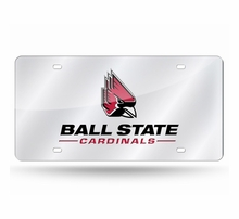 Ball State Cardinals Car Accessories