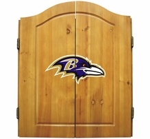Baltimore Ravens Game Room & Fan Cave