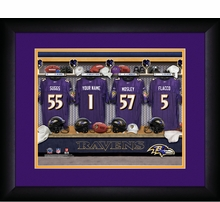 Baltimore Ravens Personalized Gifts