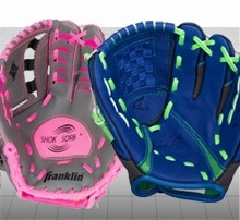 Baseball Gloves: Under 10''