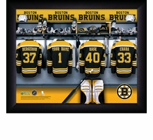 Boston Bruins Personalized Gifts