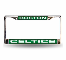 Boston Celtics Car Accessories