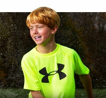 Boys Under Armour Clothing