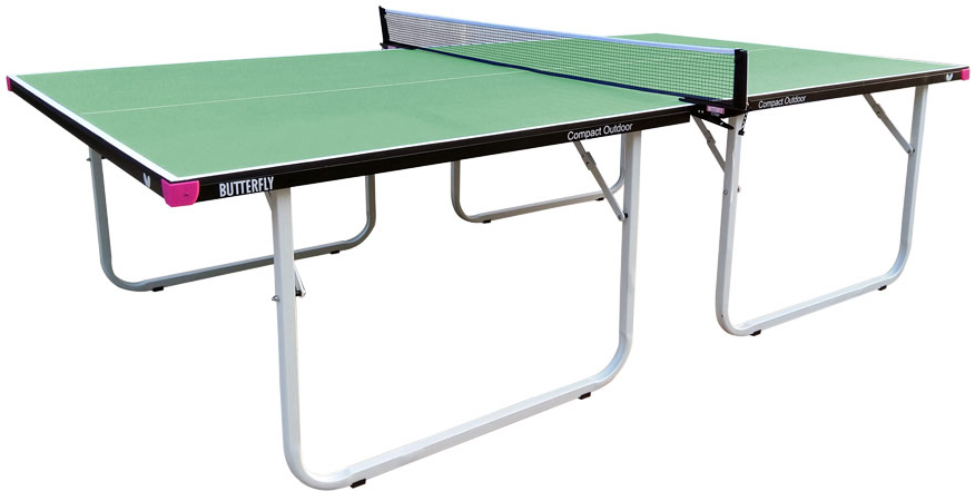 butterfly compact outdoor ping pong table. Black Bedroom Furniture Sets. Home Design Ideas