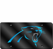 Carolina Panthers Car Accessories