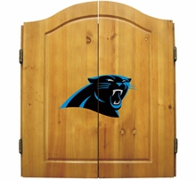 Carolina Panthers Game Room & Fan Cave