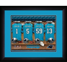 Carolina Panthers Personalized Gifts