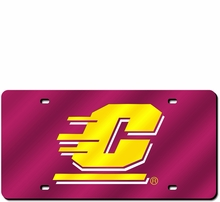 Central Michigan Chippewas Car Accessories