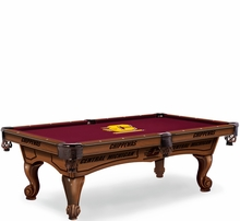 Central Michigan Chippewas Game Room & Fan Cave