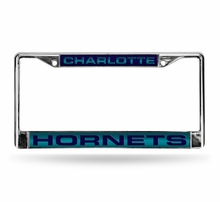 Charlotte Hornets Car Accessories