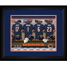 Chicago Bears Personalized Gifts