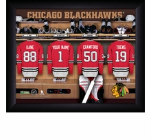 Chicago Blackhawks Personalized Gifts