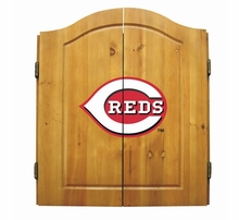 Cincinnati Reds Game Room & Fan Cave