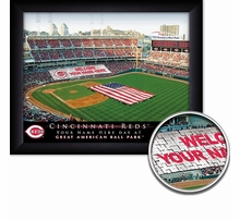 Cincinnati Reds Personalized Gifts