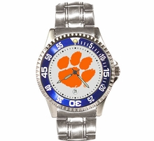 Clemson Tigers Watches & Jewelry