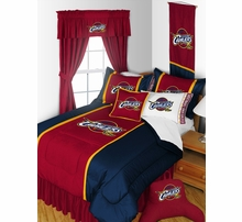 Cleveland Cavaliers Bed & Bath