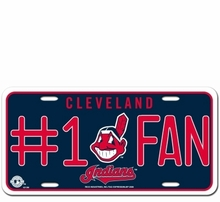 Cleveland Indians Car Accessories