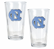 College Pint Glasses