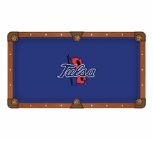 College Pool Table Cloth