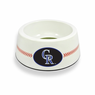 Colorado Rockies Pet Supplies